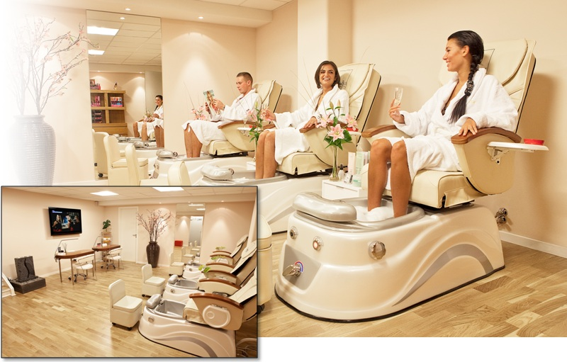 Pedicure room designs joy studio design gallery best for Wax chair salon